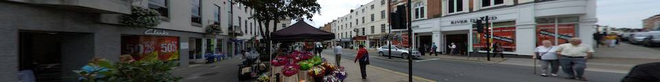 Leamington Spa Panorama